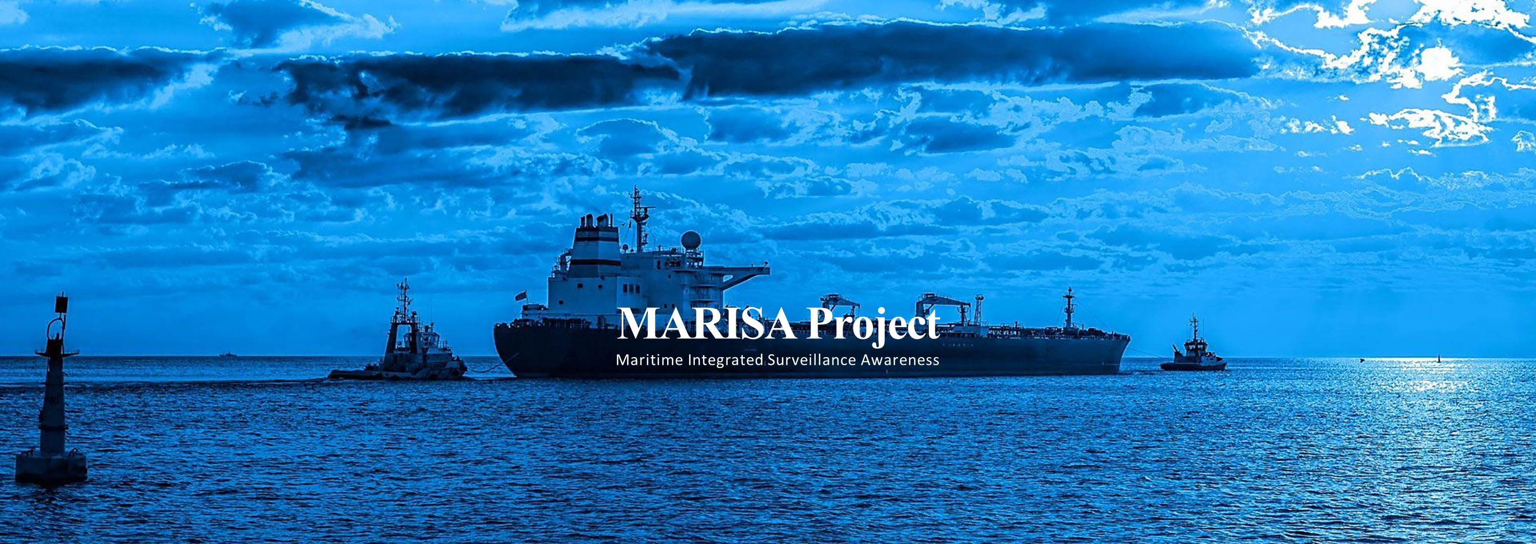 Marisa project - Maritime Integrated Surveillance Awareness